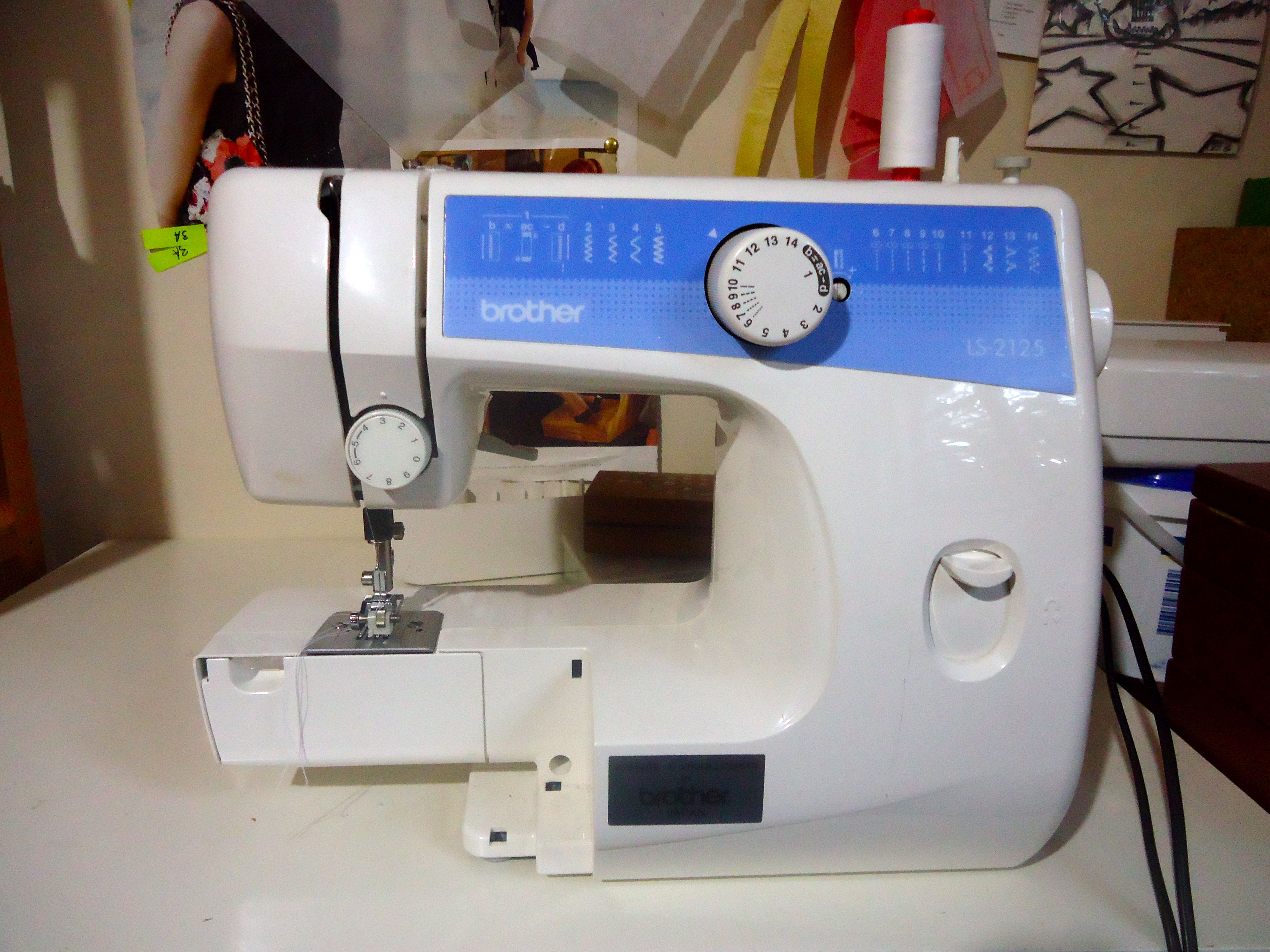 Don\'t Buy This Sewing Machine- A Cathartic Rant « 3 Hours Past the ...