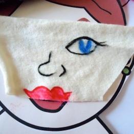 Esme Face Cloth | Pavlova Circus