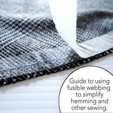 Fusible Webbing Guide | 3 Hours Past