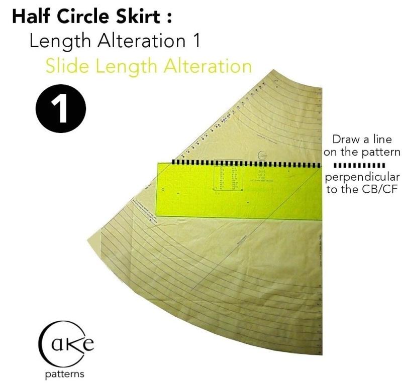Half Circle Drape Experiment | Alteration 1 | Step 1 | 3 Hours Past
