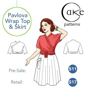 KimonoToPavlova13 | Logo