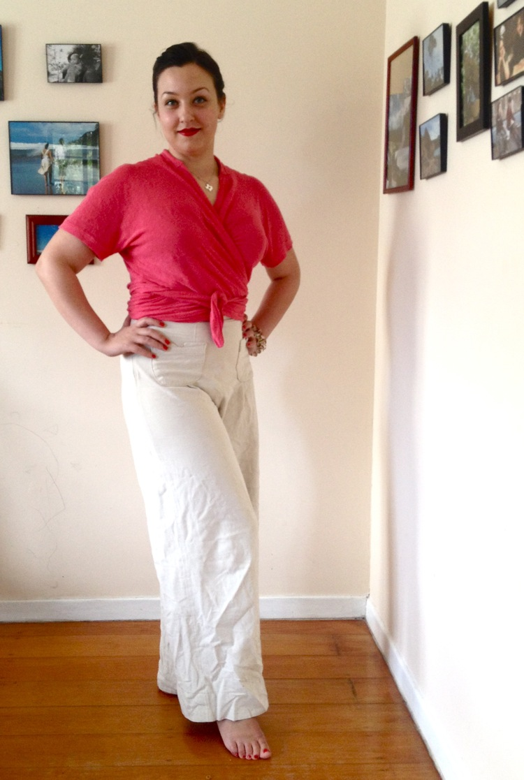 Pavlova With Pants Front