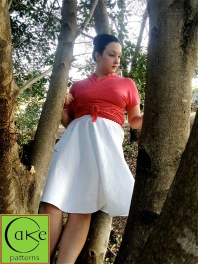 Pavlova Wrap Top and Skirt | Presale on Etsy