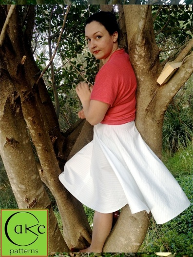 Pavlova Wrap Top and Skirt | Presale on Etsy