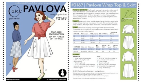 Pavlova Wrap Top & Skirt | Final Day of Pre-Sale