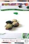 Raw Inspiration | Shell Beads | Green Beads