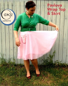 Strawberry Pavlova | Tulle Pavlova Skirt Geometric | Cake Patterns