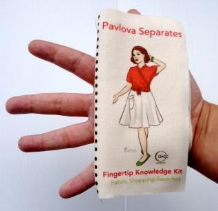 Fingertip Knowledge Pavlova
