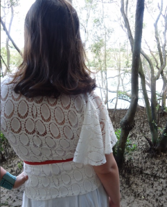 Lacewing Top