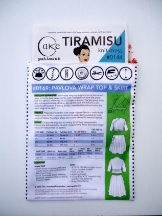 Tiramisu in the Pavlova Envelope