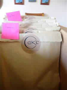 Finished Kits | Organic Cotton Envelopes