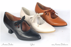 Gibson Shoes | American Duchess