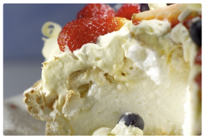 click for source.  A bit of a rant (is he mad or not?  I never can tell..) about the origins of the Pavlova debate...