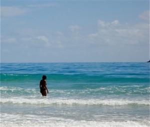 The Sea- Byron Bay, Australia