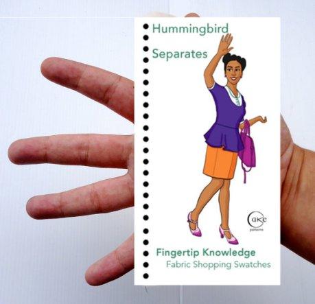 Fingertip Knowledge Swatch Kit $5.95