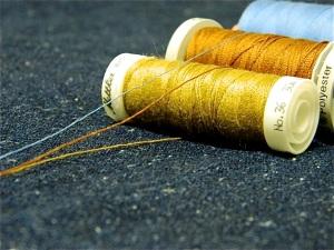 Denim Threads
