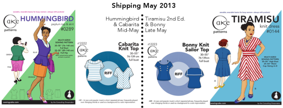 May Shipping Season Headline