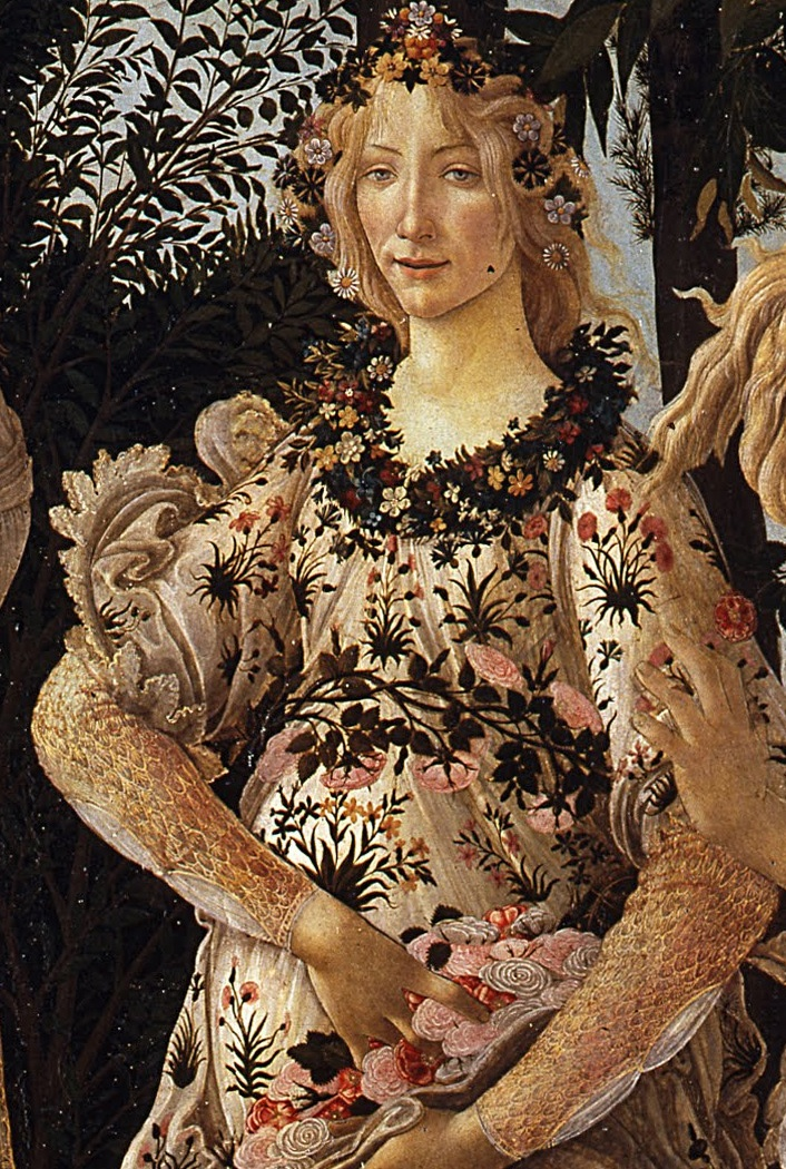 an examination of primavera by sandro botticelli Primavera (italian pronunciation: [primaˈveːra], meaning spring), is a large panel painting in tempera paint by the italian renaissance painter sandro botticelli made in the late 1470s or early 1480s (datings vary.