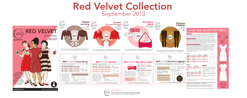 Red Velvet Collection