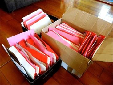 Red Velvet Envelopes