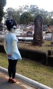 Brisbane Cemetery...
