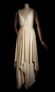 Vionnet handkerchief dress 1920